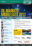 Platts Oil Markets Middle East conference agenda