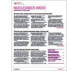 Nucleonics Week
