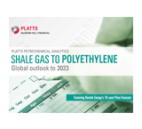Shale Gas to Polyethylene Report: Global outlook to 2023