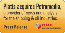 Platts acquires Petromedia