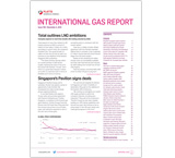 International Gas Report