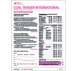 International Coal Report